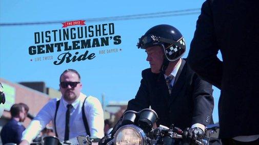 Official Distinguished Gentleman's Ride - Sydney 2013 on Vimeo