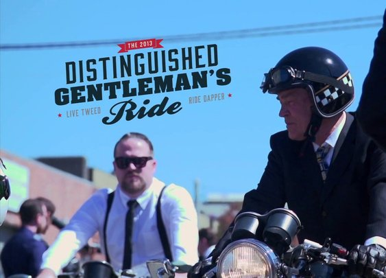 Official Distinguished Gentleman's Ride - Sydney 2013 on Vimeo