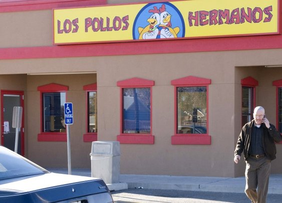 Breaking Bad Fans: A Real Life Los Pollos Hermanos Is In The Works | First We Feast