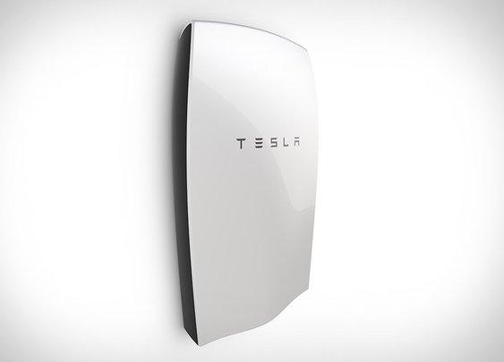 Tesla Powerwall Home Battery | Uncrate