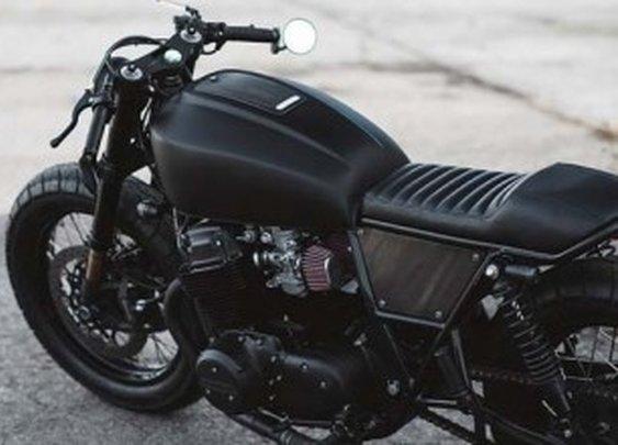 "Impressive 1978 Honda CB750 ""Ultra Noir"""