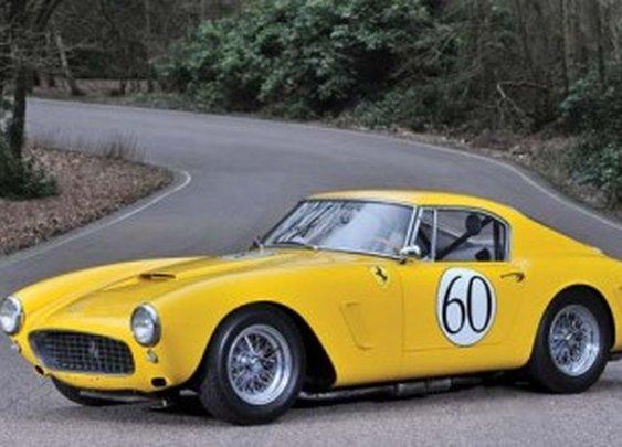 1960 Ferrari 250 GT SWB Berlinetta Competizione by Scaglietti Heading To Auction