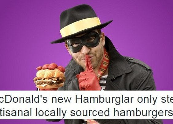 The Best Internet Reactions to McDonald's New Hamburglar