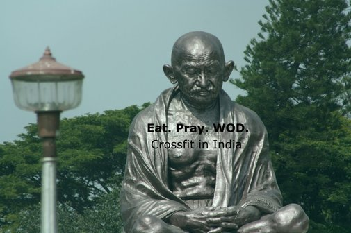 Eat. Pray. WOD.
