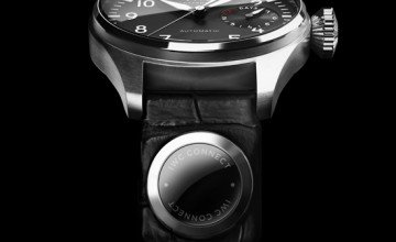 IWC gets into wearable tech with the IWC Connect