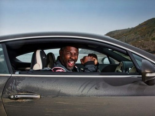 Idris Elba Breaks 88-Year-Old Land Speed Record in a Bentley - Breitbart