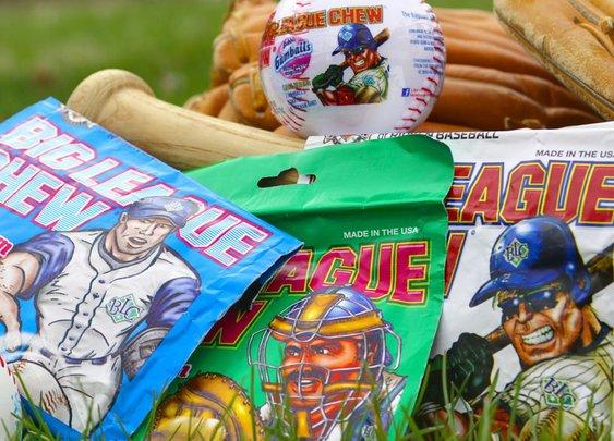 Big League Chew: An Oral History   FOX Sports