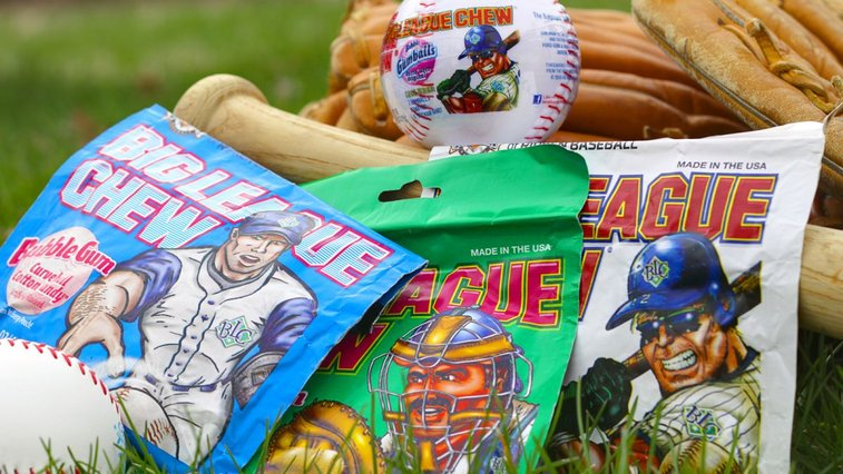 Big League Chew: An Oral History | FOX Sports