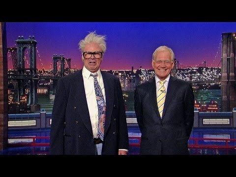 Will Ferrell as Harry Caray - David Letterman - YouTube
