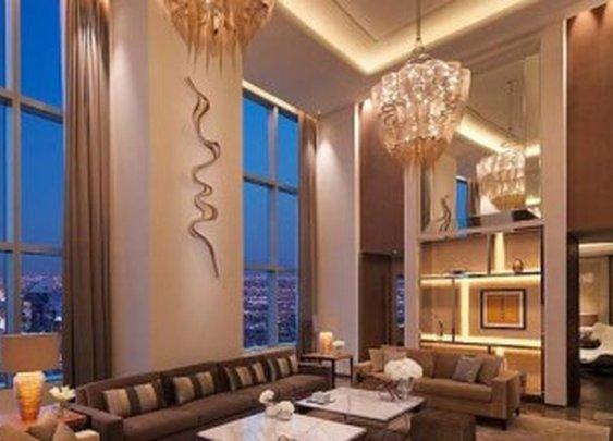 The Lavish Kingdom Suite at the Four Seasons Riyadh