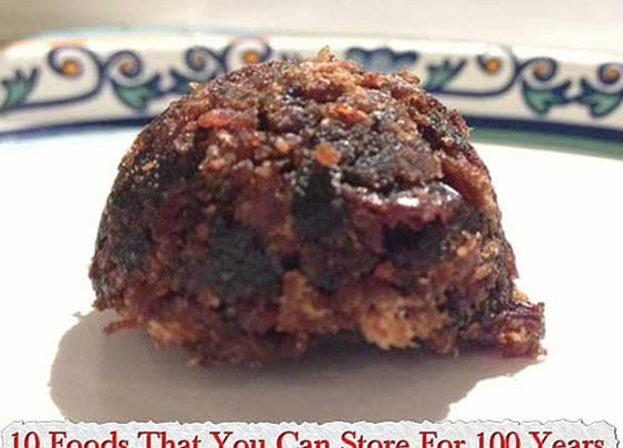 10 Foods That You Can Store For 100 Years