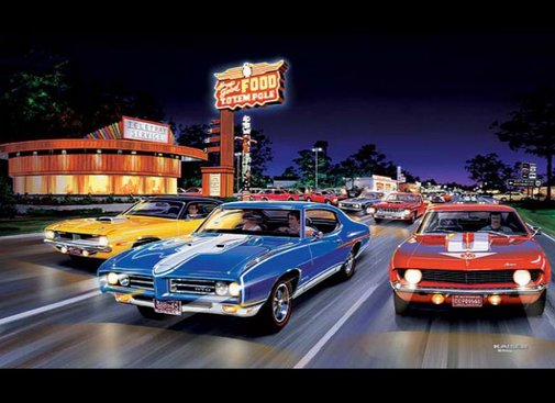Top 11 Muscle Cars of the 60s and 70s