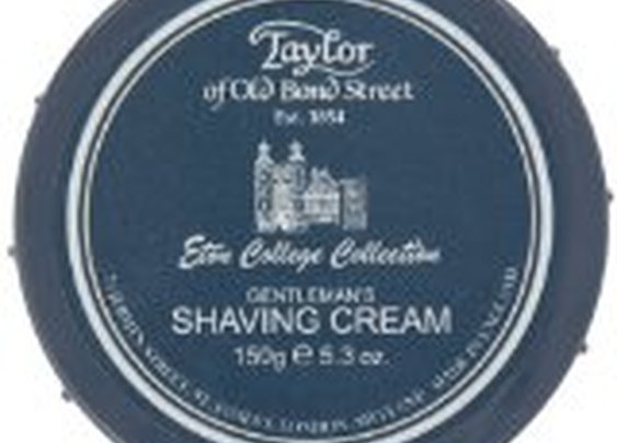 Taylor of Old Bond St. ~ Eton College Shave Cream – A Review – The Close Shave
