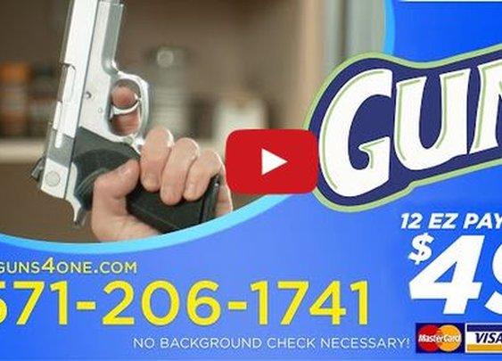 Gun!:Infomercial