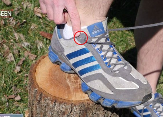 What the Extra Shoelace Hole is For