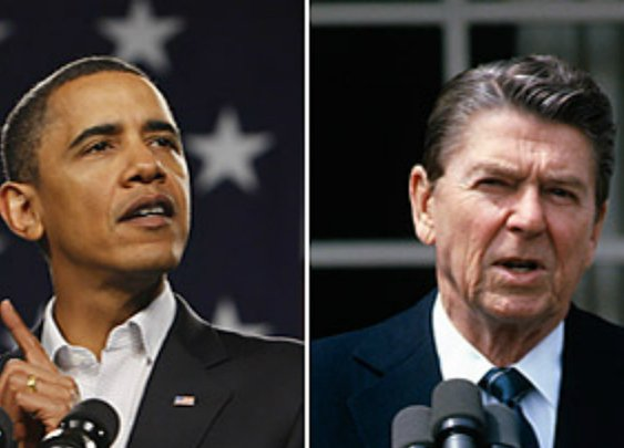 Infographic Compares Obama's First Six Years to Reagan's, the Difference is MIND BLOWING