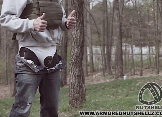 NutShellz: Armor For Your Junk (TestVideo)