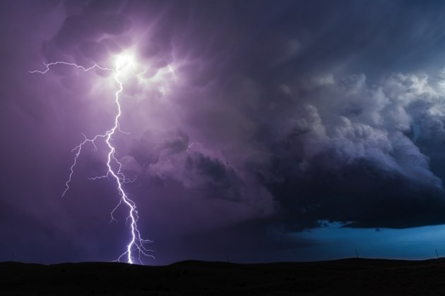 Rogue antimatter found in thunderclouds