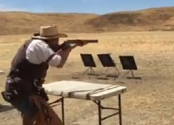 Old West Style TacticalShooting