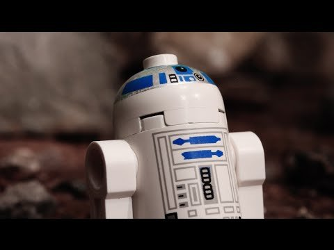 LEGO Star Wars: R2-D2 Unrestrained - YouTube