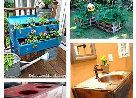 48 Repurposed DIY Project Ideas