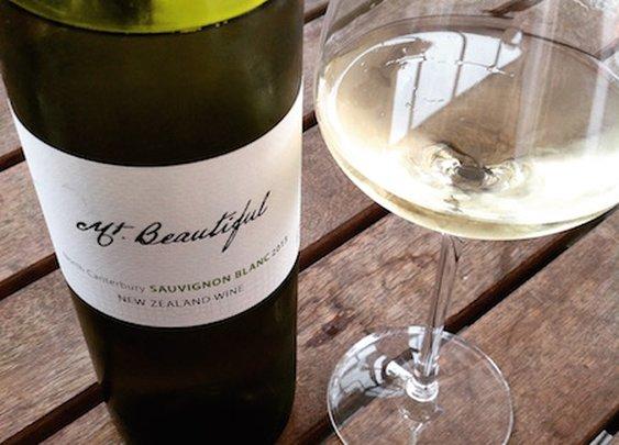 Sauvignon Blanc.