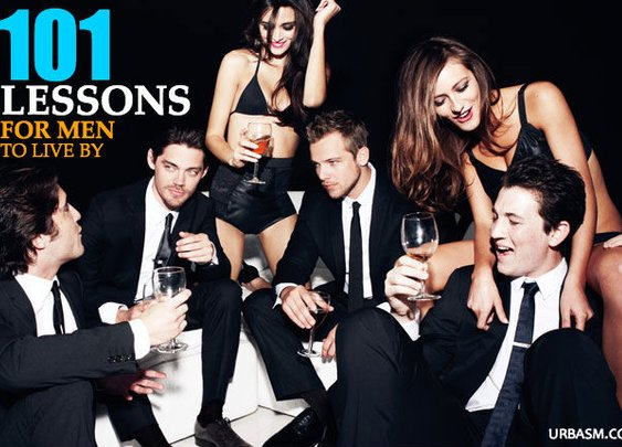 101 Lessons for Men to Live By