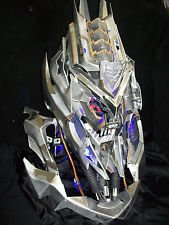 Transformers Megatron Helmet With Lights AND Neck Mechanics