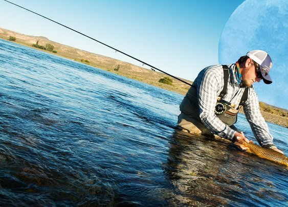 Trout Fishing and the Full Moon | Fly Fishing | Gink and Gasoline | How to Fly Fish | Trout Fishing | Fly Tying | Fly Fishing Blog