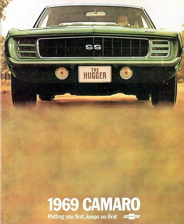 45 Awesome Vintage Chevrolet Camaro Ads | Car and Driver Blog