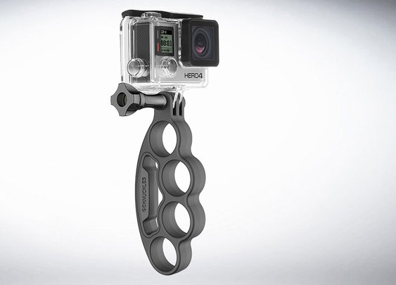 GoKnuckles for GoPro