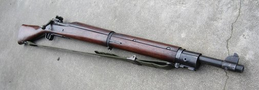 The M1903A3 Rifle