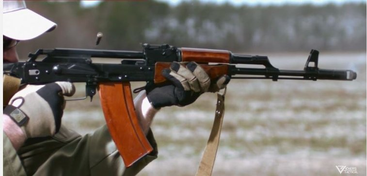 Inside An AK74  (video)