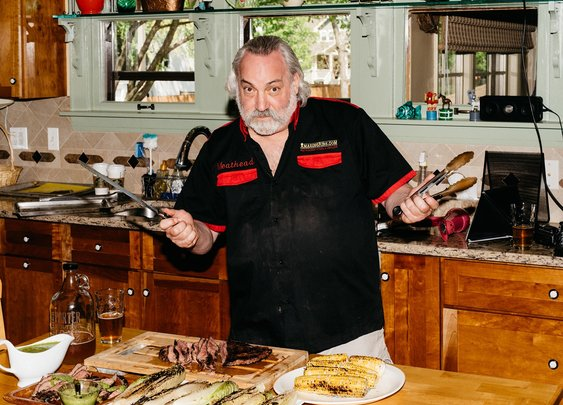 Meet the Meathead Using Science and Sarcasm to Get Grilling Right - Bloomberg Business