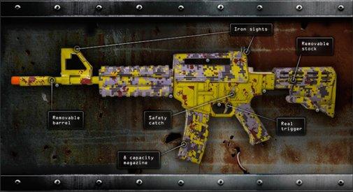 Papershooters: DIY Rifles Kits That ShootPaper
