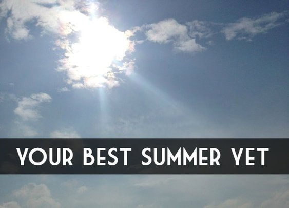 Your Best Summer Yet - Scotch & Ink Scotch & Ink