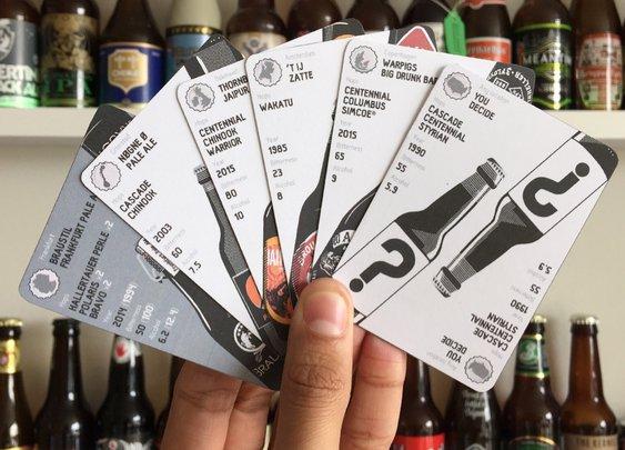 hip hops - the beer card game by Francis Madeira — Kickstarter