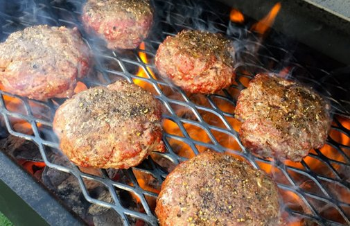 10 Steps to the Perfect Burger