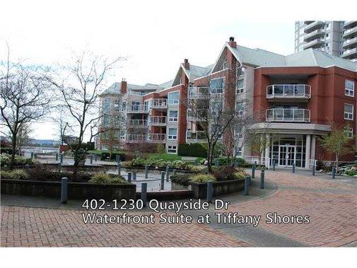 Quay Condo For Sale In Tiffany Shores, New Westminster - Adamlloyd.ca