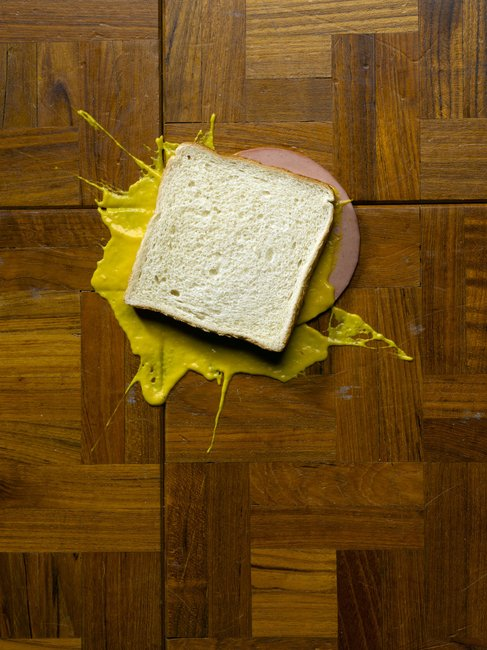 Unpacking the Stacked History of the Sandwich   The Plate