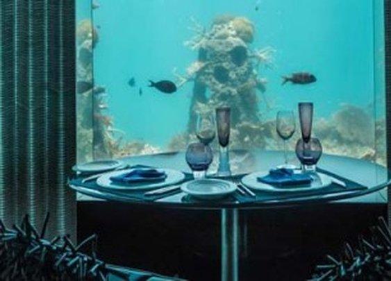 Dive Into The World's First Underwater Nightclub