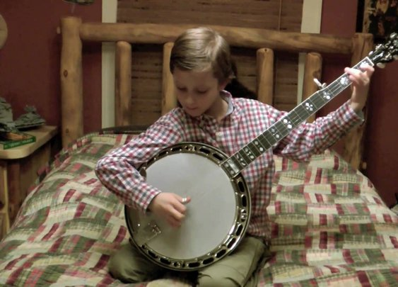 Flint Hill Special - Sleepy Man Banjo Boys