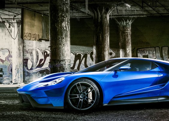 2017 Ford GT: A Dearborn hero, reborn