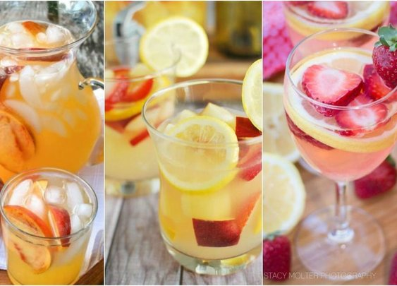 Awesome Boozy Lemonades for Summer - Esquire