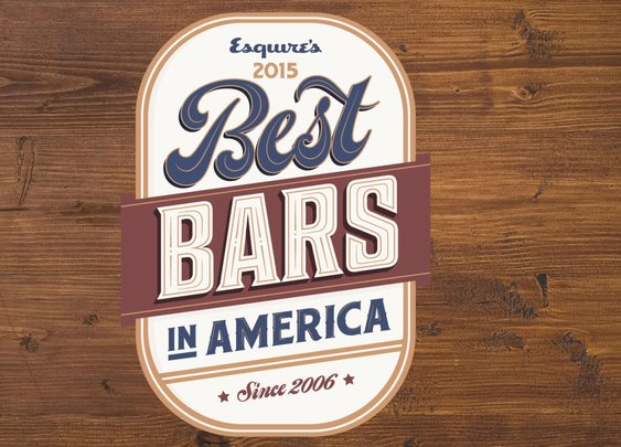 Esquire's Best Bars in America 2015 - Where to Drink in the U.S.A. Right Now