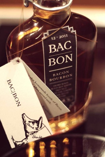 BAC BON : bacon bourbon