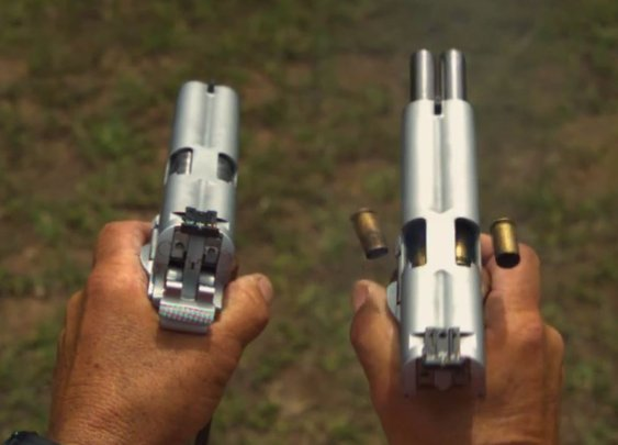 Miculek Takes Dual Wield To A Whole New Level