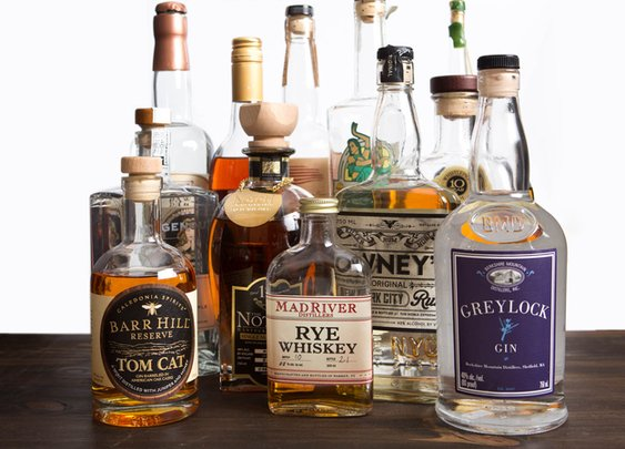 American Booze Hall Of Fame: The Best Spirits of the Northeast | Serious Eats