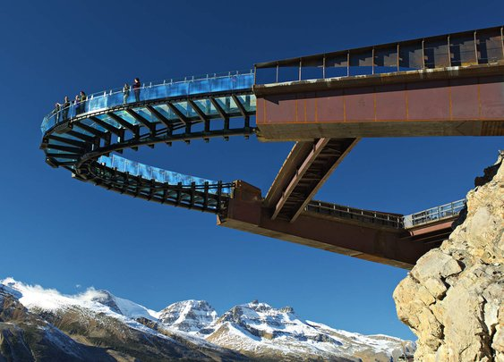 The 13 Coolest Observation Decks on the Planet - Grand Canyon - Glacier Skywalk - CN Tower