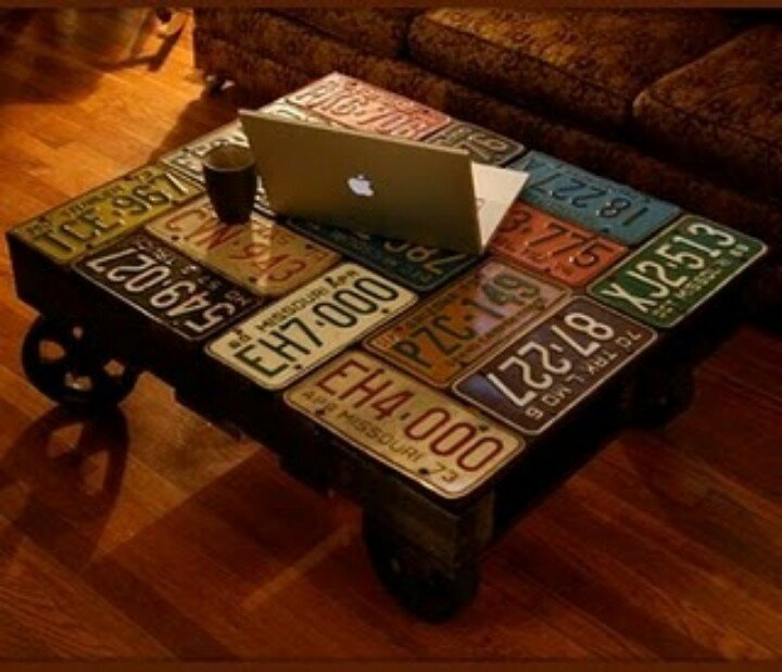 Upcycled Furniture Awesome Idea Gentlemint